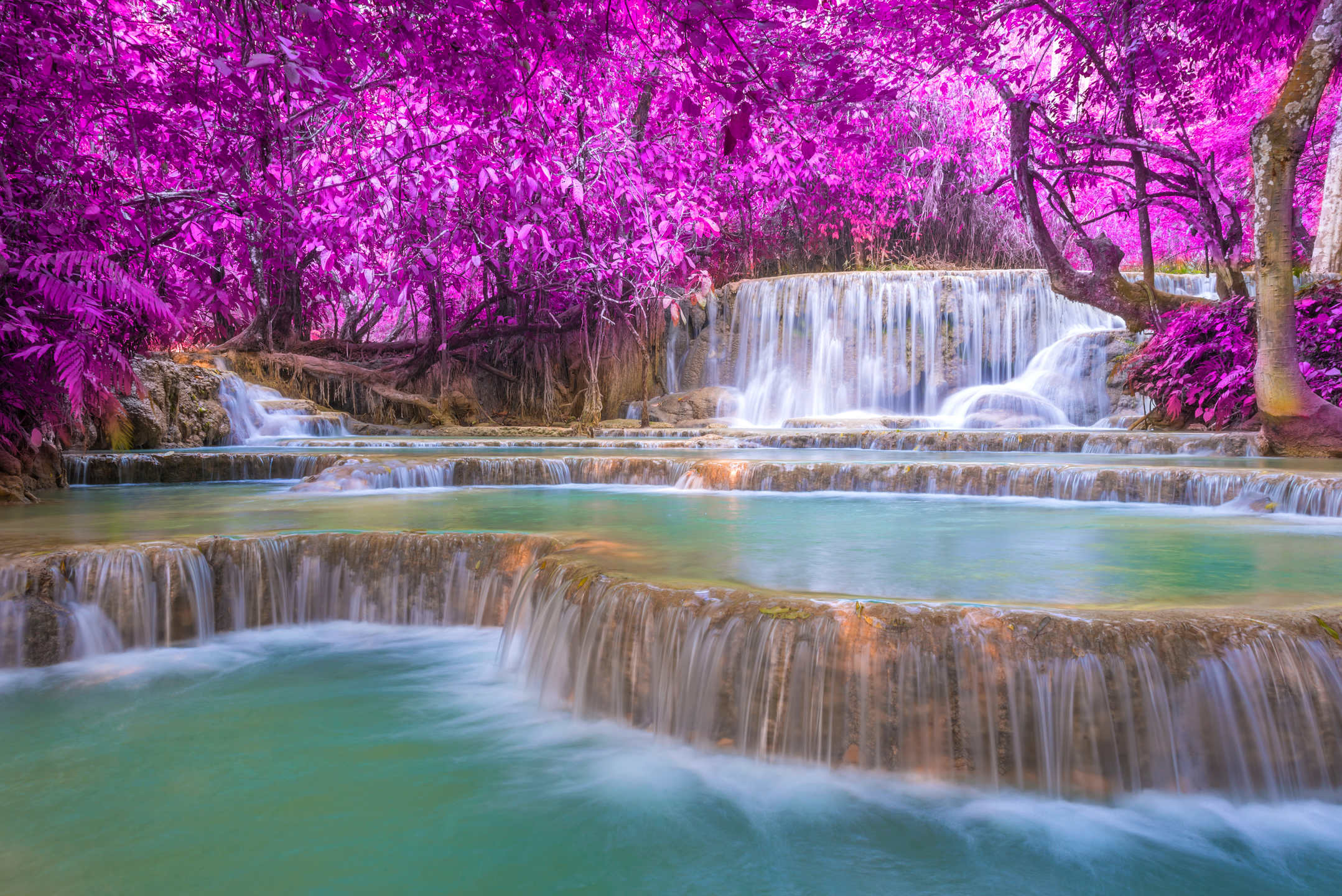 top 7 most beautiful waterfalls on earth to be visited