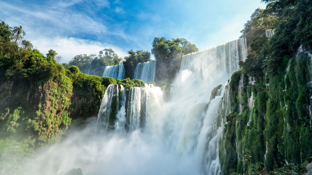 The Most Unusual Waterfalls In The World