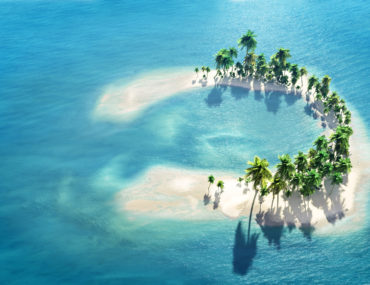 beautiful hidden tropical beaches
