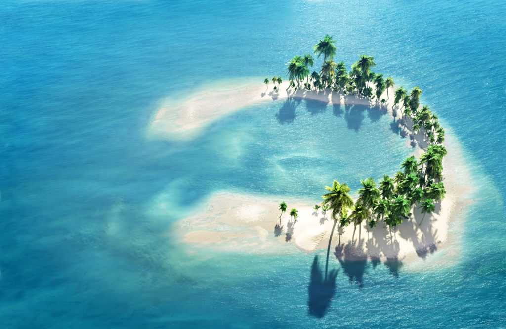 Beautiful Hidden Tropical Beaches Around the World