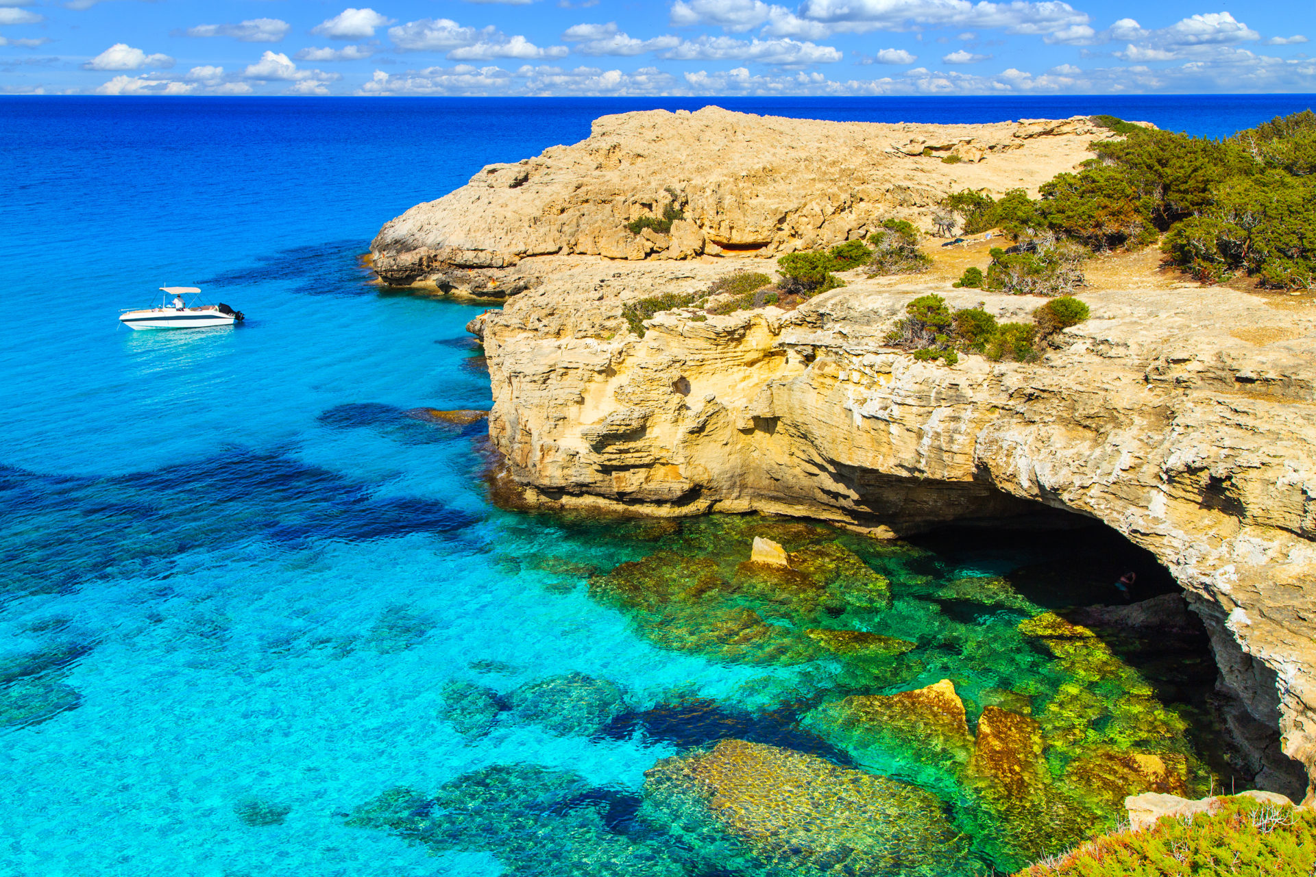 AKAMAS PENINSULA NATIONAL PARK, CYPRUS